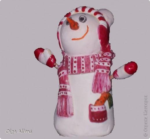 Снеговики  фото 1