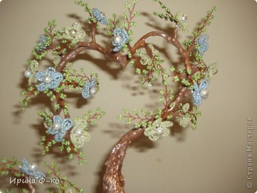 заказали на подарок дерево любви. пересмотрела все деревья на нашем сайте и больше всех понравилось у БоГиНи ЕвГеНиИ. вот и сделала подобное. спасибо ей огромное за образец! фото 2