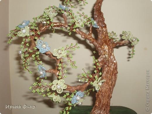 заказали на подарок дерево любви. пересмотрела все деревья на нашем сайте и больше всех понравилось у БоГиНи ЕвГеНиИ. вот и сделала подобное. спасибо ей огромное за образец! фото 3
