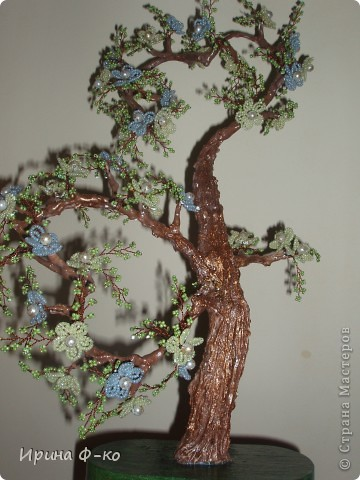 заказали на подарок дерево любви. пересмотрела все деревья на нашем сайте и больше всех понравилось у БоГиНи ЕвГеНиИ. вот и сделала подобное. спасибо ей огромное за образец! фото 1