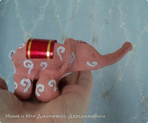 Слоненок. Держатель колец. фото 1