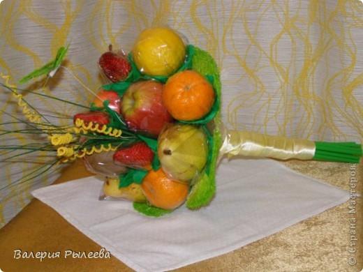 Как сделать своими руками подарки из фруктов
