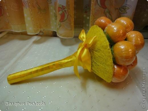 Букет из фруктов. фото 3