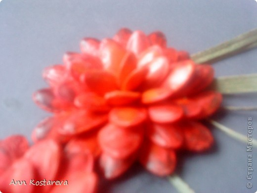 подсмотрела идею выполнения цветов у http://stranamasterov.ru/node/40718  фото 3