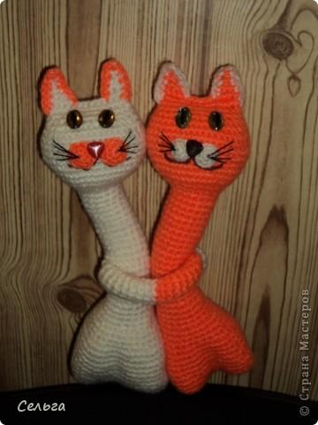 Кошечка-модница с ридикюлем(это отдельная игрушка-мышка, только хвостик в виде петли, чтобы надевался на лапку кошки). фото 16
