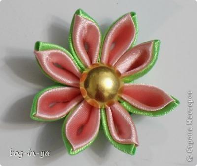Вот такой цветок у меня получился... фото 1