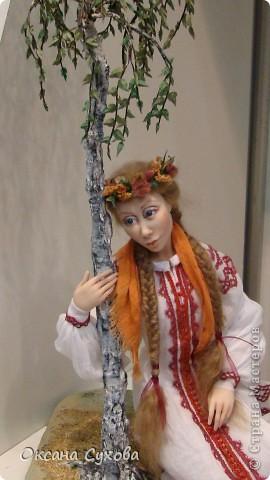 Приглашаю всех на выставку кукол, которая проходит на Тишинке в г. Москве!!!!! А кто не может лично посетить эту интересную  выставку, я хочу предоставить такую возможность, заглянув на неё при помощи моего фотоаппарата..... Приятного просмотра!!! фото 3