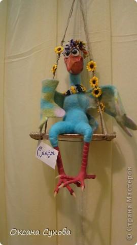 Приглашаю всех на выставку кукол, которая проходит на Тишинке в г. Москве!!!!! А кто не может лично посетить эту интересную  выставку, я хочу предоставить такую возможность, заглянув на неё при помощи моего фотоаппарата..... Приятного просмотра!!! фото 18