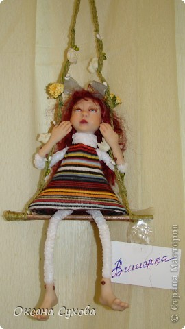 Приглашаю всех на выставку кукол, которая проходит на Тишинке в г. Москве!!!!! А кто не может лично посетить эту интересную  выставку, я хочу предоставить такую возможность, заглянув на неё при помощи моего фотоаппарата..... Приятного просмотра!!! фото 19