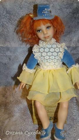 Приглашаю всех на выставку кукол, которая проходит на Тишинке в г. Москве!!!!! А кто не может лично посетить эту интересную  выставку, я хочу предоставить такую возможность, заглянув на неё при помощи моего фотоаппарата..... Приятного просмотра!!! фото 70