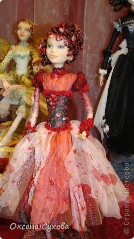7 Международный Салон Кукол Москва ТЦ Тишинка /2 часть/ фото 6