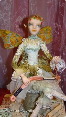 7 Международный Салон Кукол Москва ТЦ Тишинка /2 часть/ фото 8