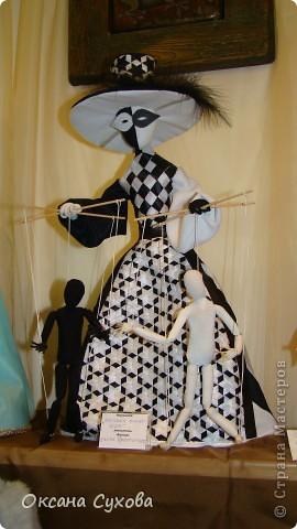 7 Международный Салон Кукол Москва ТЦ Тишинка /2 часть/ фото 18