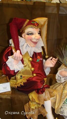 7 Международный Салон Кукол Москва ТЦ Тишинка /2 часть/ фото 19