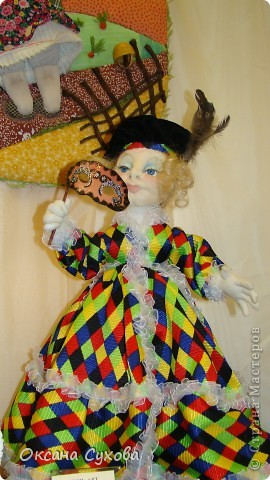 7 Международный Салон Кукол Москва ТЦ Тишинка /2 часть/ фото 22