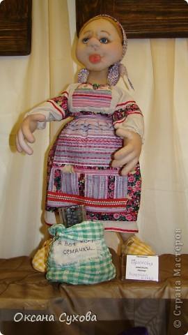 7 Международный Салон Кукол Москва ТЦ Тишинка /2 часть/ фото 30