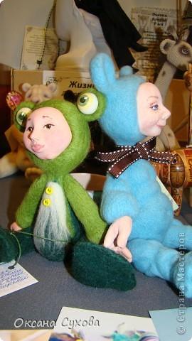 7 Международный Салон Кукол Москва ТЦ Тишинка /2 часть/ фото 35