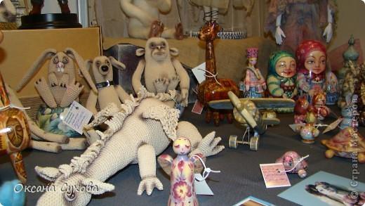 7 Международный Салон Кукол Москва ТЦ Тишинка /2 часть/ фото 36