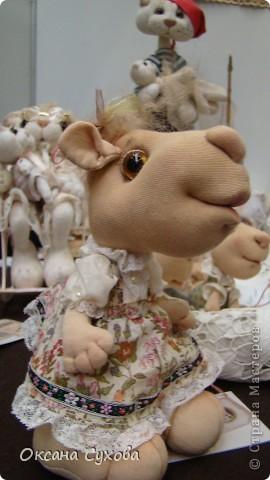 7 Международный Салон Кукол Москва ТЦ Тишинка /2 часть/ фото 72