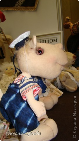 7 Международный Салон Кукол Москва ТЦ Тишинка /2 часть/ фото 73