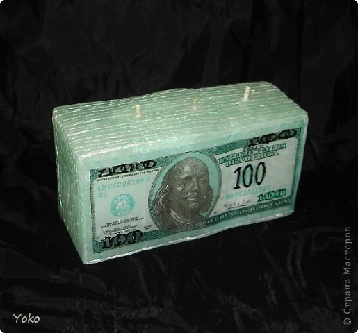 Давно я не варила свои любимые свечи!!!! Сегодня новенькая на все 100 баксов!!!))))))) Итак, приступим! фото 26