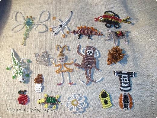 Хочу поделиться схемами плетения забавных фигурок. Подобные вещицы очень любят плести мои ученики фото 6