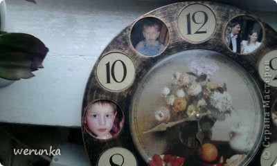 Часы для мамы. фото 2