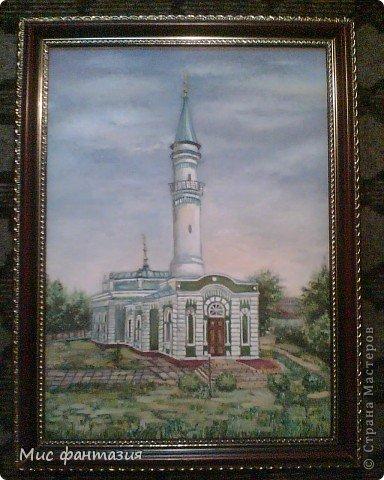 Мечеть в нашем городе. Конечный результат. фото 1