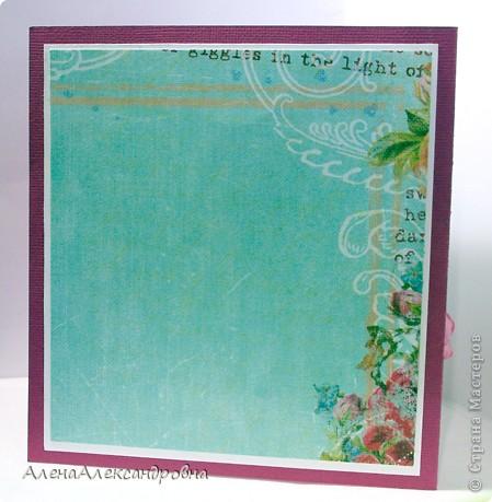 Заказали открытку на 40 годовщину свадьбы.40 лет - это рубиновая свадьба, отсюда и отталкивалась. фото 3