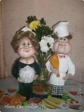 Сан-Саныч - повар высшей катигории! фото 2