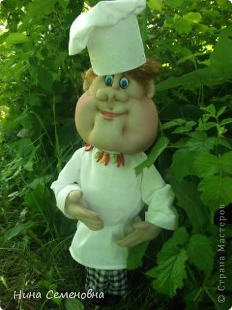 Сан-Саныч - повар высшей катигории! фото 5