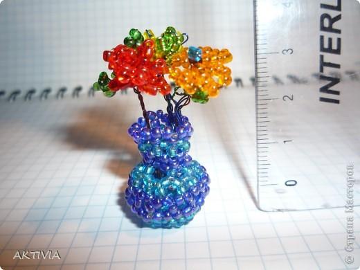 не было места для цветов - сплела вазу фото 3