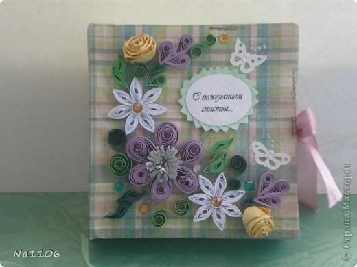 Блокнотик для милой девушки, массажиста моего малыша:) фото 2