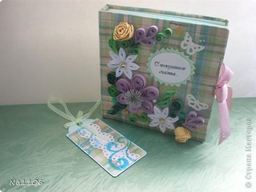 Блокнотик для милой девушки, массажиста моего малыша:) фото 1