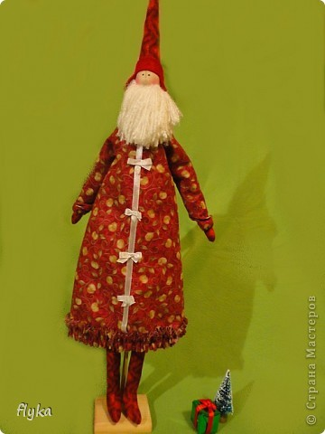 Tilda Santa фото 3
