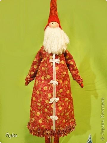 Tilda Santa фото 2