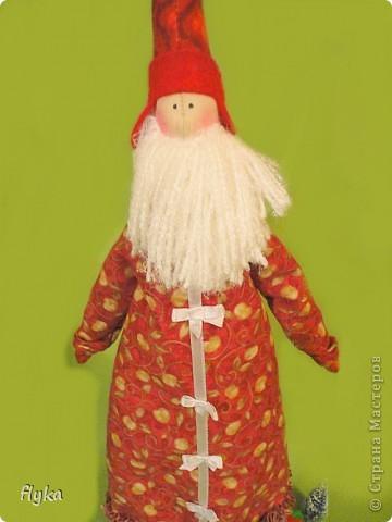 Tilda Santa фото 1