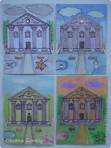 Это  творение моего сына. Рисовал сам. Надеемся, что кому-нибудь понравится. Преимущество - нашим кредиторам! фото 1