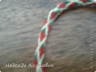 Кумихимо (китайский шнурок) + схемы фото 3