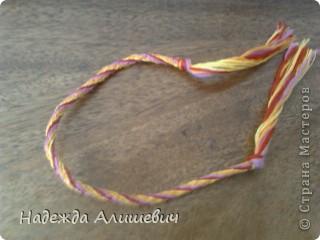 Кумихимо (китайский шнурок) + схемы фото 13