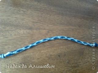 Кумихимо (китайский шнурок) + схемы фото 8