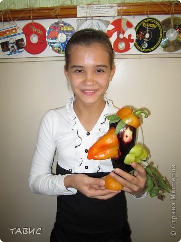 Анюта Прищеп и ее чудо-попугай! фото 1