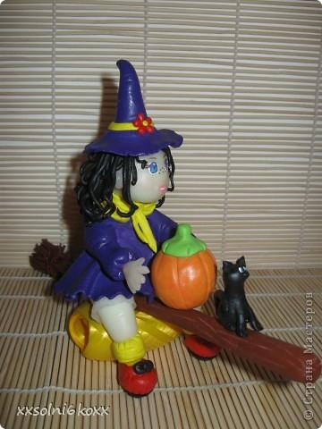 Ведьмочка с разных ракурсов фото 1