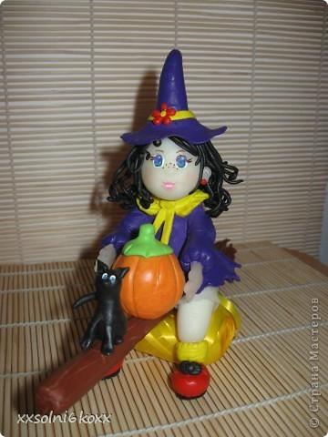 Ведьмочка с разных ракурсов фото 2