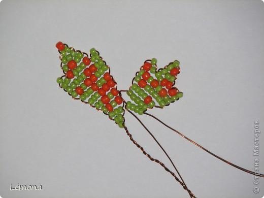 Кленовые листья. МК! фото 19