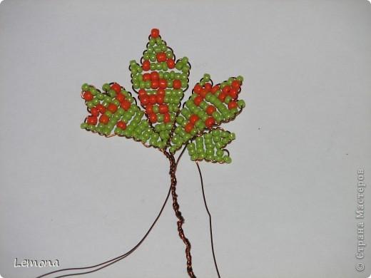 Кленовые листья. МК! фото 27