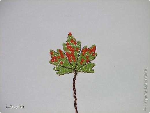 Кленовые листья. МК! фото 31