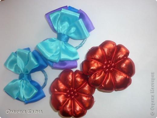 Вот такие новые резиночки у меня сегодня получились. фото 1