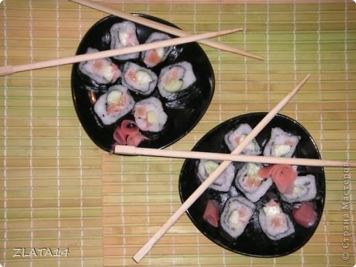 В нашей семье очень любят суши,поэтому мы делаем сами ,как и большинство  фото 2
