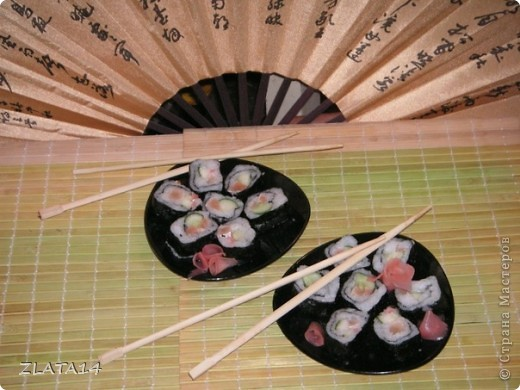 В нашей семье очень любят суши,поэтому мы делаем сами ,как и большинство  фото 1